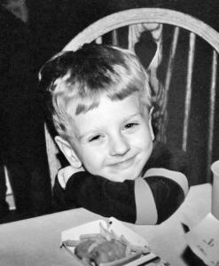 Michael, age 3